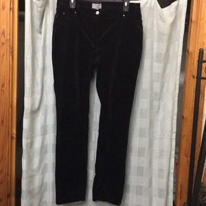 Pure Jeans - Washed velvet jeans